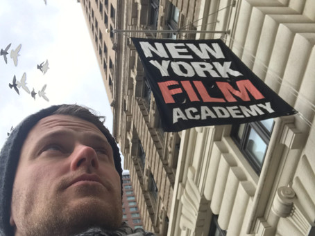 Good morning New York Film Academy