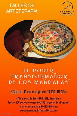 Copy of Black and White Mandala Festival