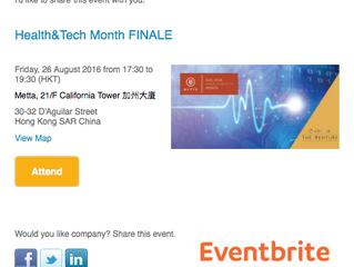 Creating a HealthTech Smart City in Hong Kong