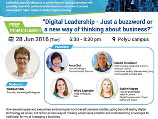 Digital Leadership - Just a buzzword or a new way of thinking about business?