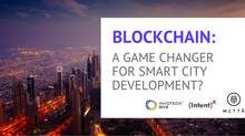 "Event: ""Blockchain: A Game Changer for Smart City Development?"", April 10th"