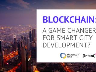 "Event: ""Blockchain: A Game Changer for Smart City Development?"", April 10th"
