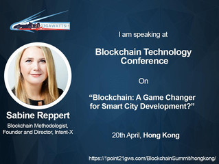 Blockchain Technology Conference, April 20th 2018 in Hong Kong