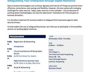 Cyber Security Breakfast Seminar