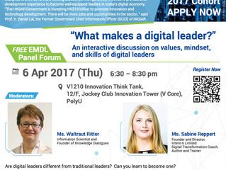 What makes a digital leader?
