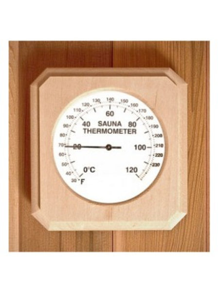 SQUARE THERMOMETER