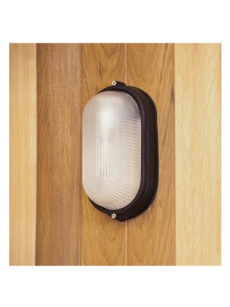 OVAL  SAUNA LIGHT