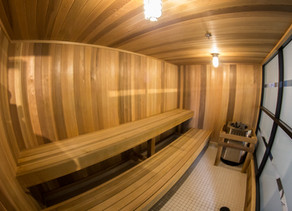 HOTEL BLU SAUNA | DOWNTOWN VANCOUVER