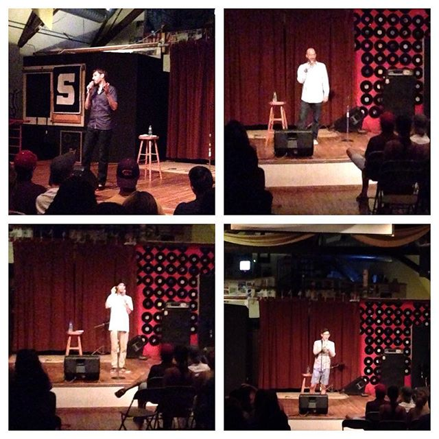 Stand-Up Comedy - September 2015
