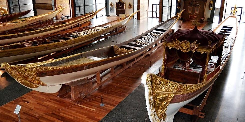Denizci buluşması: Deniz Müzesi Beşiktaş