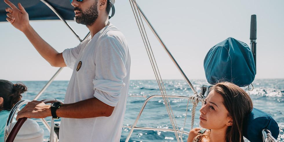 Kaptan Burti: Yelken Eğitim Gezisi (1)