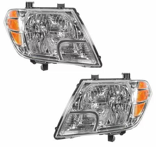 2013-2020 Nissan Frontier Headlights Set