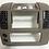 Thumbnail: 2005-2008 Nissan Frontier & Pathfinder Dash Radio Bezel