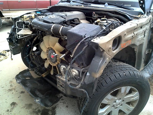 2007 Nissan Pathfinder VQ40DE 4.0L V6 Engine Assembly