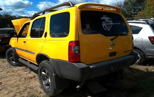 2000-2004 Nissan Xterra Rear Hatch Spoiler
