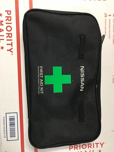 Nissan First Aid Bag (bag only)