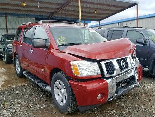 2005 Nissan Armada Automatic Transmission Assembly
