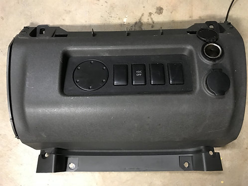 2005-2008 Xterra Lower Dash (4-switches!)