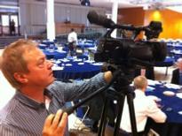 Corporate Video camera hire