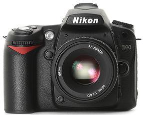 Hire Nikon camera - London hire