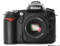 London Nikon D90 camera hire