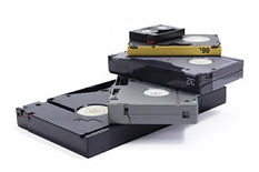 Digital betacam, 1inch video tape and all professional video tape library transfer service