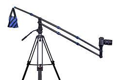 Mini jib hire camera crane