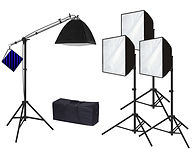 Softbox light hire London