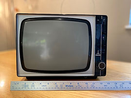 Rent Vintage Televison Set for Props