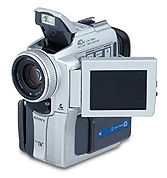 Hire Sony Mini DV camcorder camera