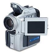 Hire Sony Mini DV camcorder camera