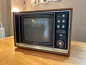 Hire Vintage Prop Television