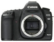 Canon 5D mk2 rent in London