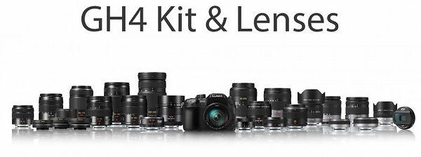 Rent Lumix Panasonic DSLR lenses