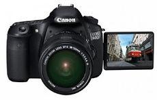 Canon 60D DSLR rent
