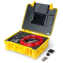 Hire CCTV drain Inspection Camera