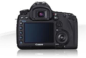 Canon DSLR hire
