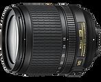 Hire Nikon 18-105mm lens