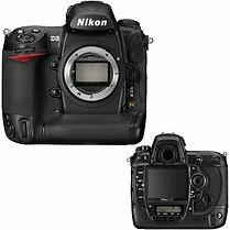 Nikon D3 London camera hire
