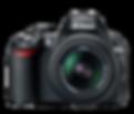 Rent Nikon D3100 from London camera hire company