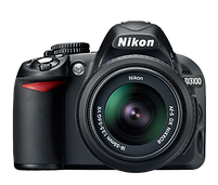 Rent Nikon D3100 from London camera hire company