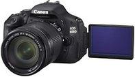 Canon 600D hire London