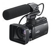 Hire Sony MC 50 camera