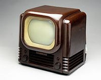 Rent vintage old monitor TV hire