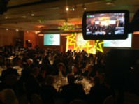 Company Awards and Dinner filming service