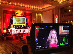 Conference equipment hire and Filming services