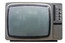 Hire old retro tv
