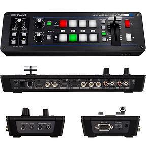 Hire Roland HDMI vision mixer