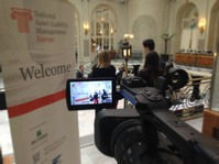 Conference filming service
