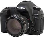 Canon 5D camera London hire